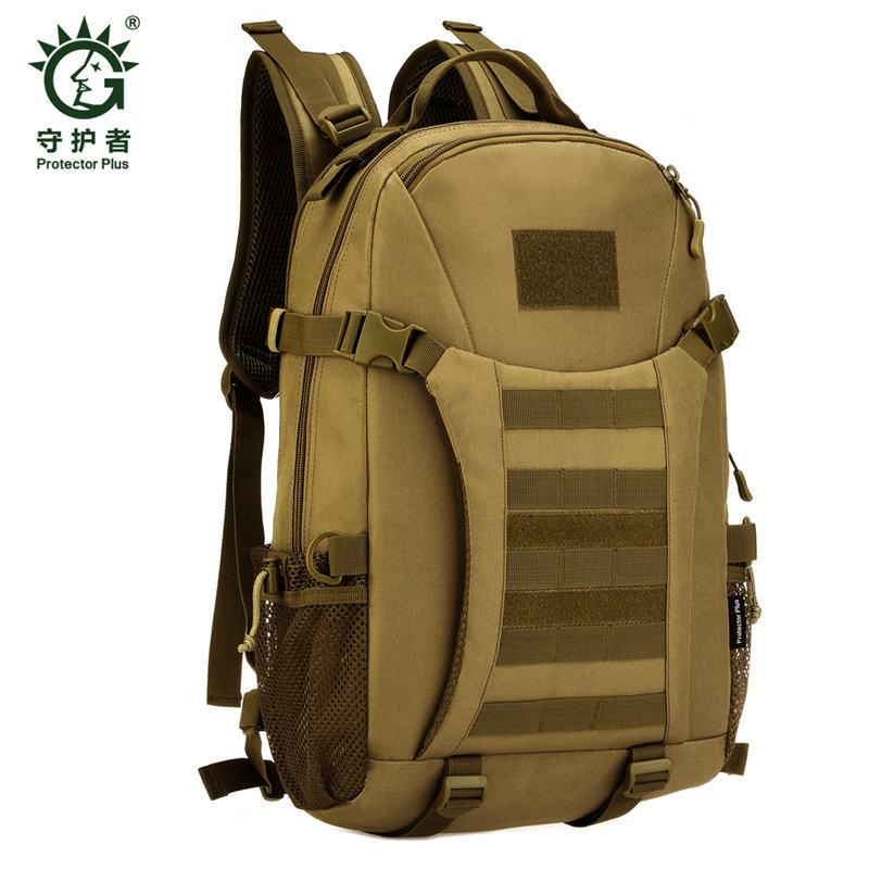 40 l liters adjustable backpack nylon waterproof military best backpack casual multifunctional mens climbing bag free holograms<br>
