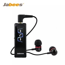 Original Jabees IS901 V3.0 In- ear Wireless Bluetooth Stereo Headphones Bluetooth Earbuds Music Sport Earphone For Samsung HTC(China)