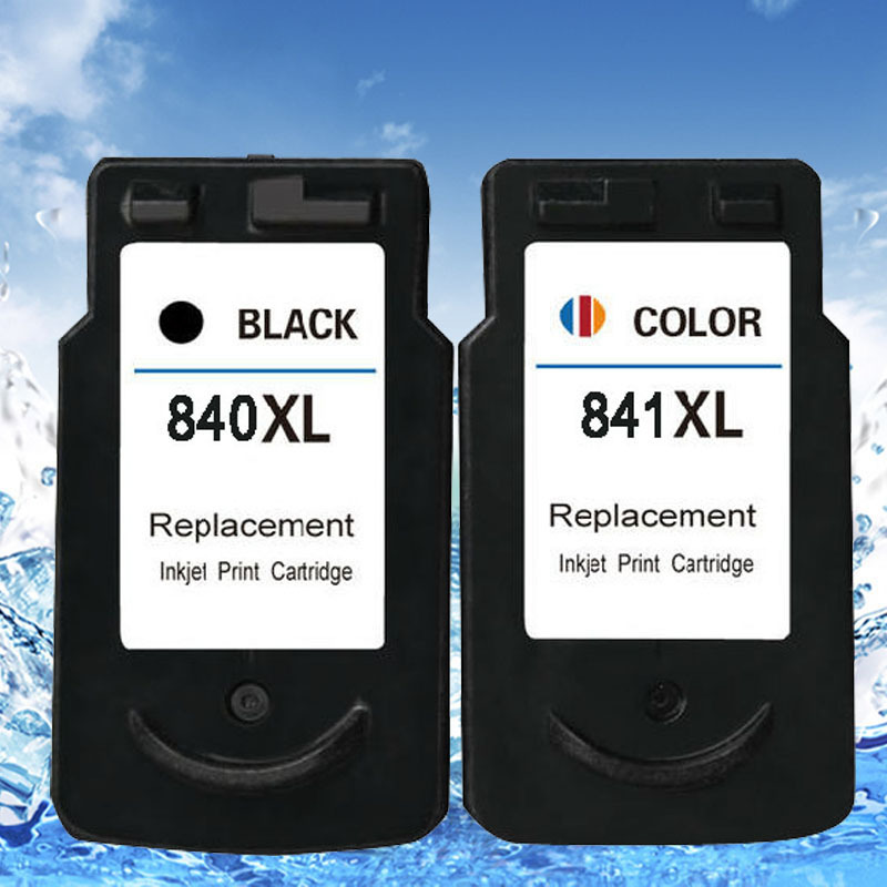 Hisaint for Canon MX 378 Mg 3580 MX 370 PG 840 CL 841 InkCartridge Black Colour for CANON MX378 MX438 MX518 MG2180 MG3180 MG4180<br>