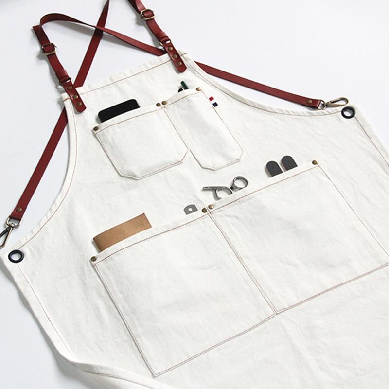 Cotton Apron K57-10