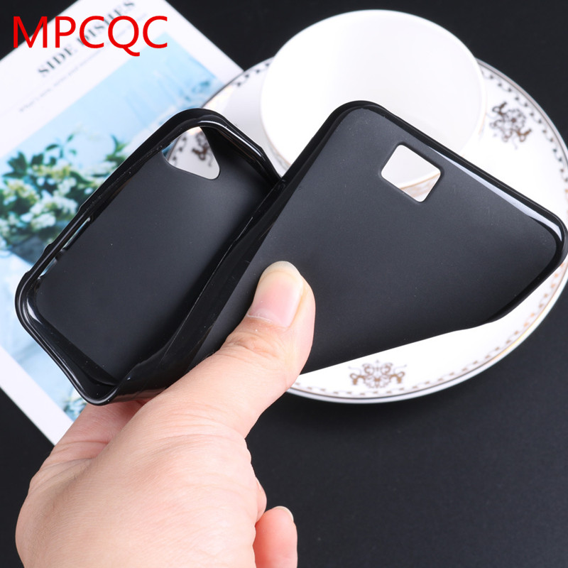 MPCQC Ultrathin black Soft Silicon TPU Cases Doogee HT16 Shonnt 1 2 F3 Pro Homtom HT3 HT7 Pro H17 H27 H30 H37 Cover case