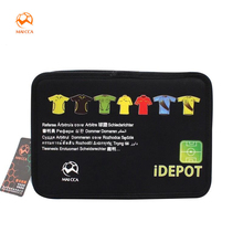 MAICCA Soccer referee bag Professional  Black Football referee toolkit Sports wallet cards whistle coin equipment