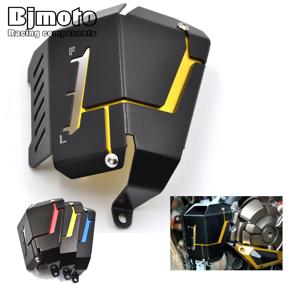 2017 Motorbike Radiator Side Grille Guard Cover Protector For Yamaha MT07 MT-07 2013 2014 2015<br><br>Aliexpress