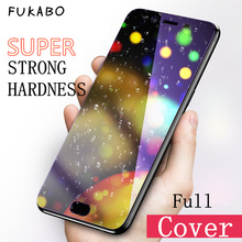 9H Premium Full Cover Screen Protector Film for samsung galaxy a3 j5 j7 2017 Tempered Glass Protective For Galaxy a5 2017 glass(China)