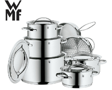 stainless steel cookware set 12 pieces set inox cookware set casseroles set cooking pots