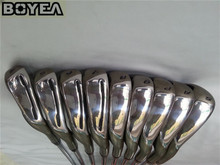 Brand New Boyea AERO Iron Set Golf Forged Irons Golf Clubs 4-9PAS Regular and Stiff Flex Graphite Shaft With Head Cover