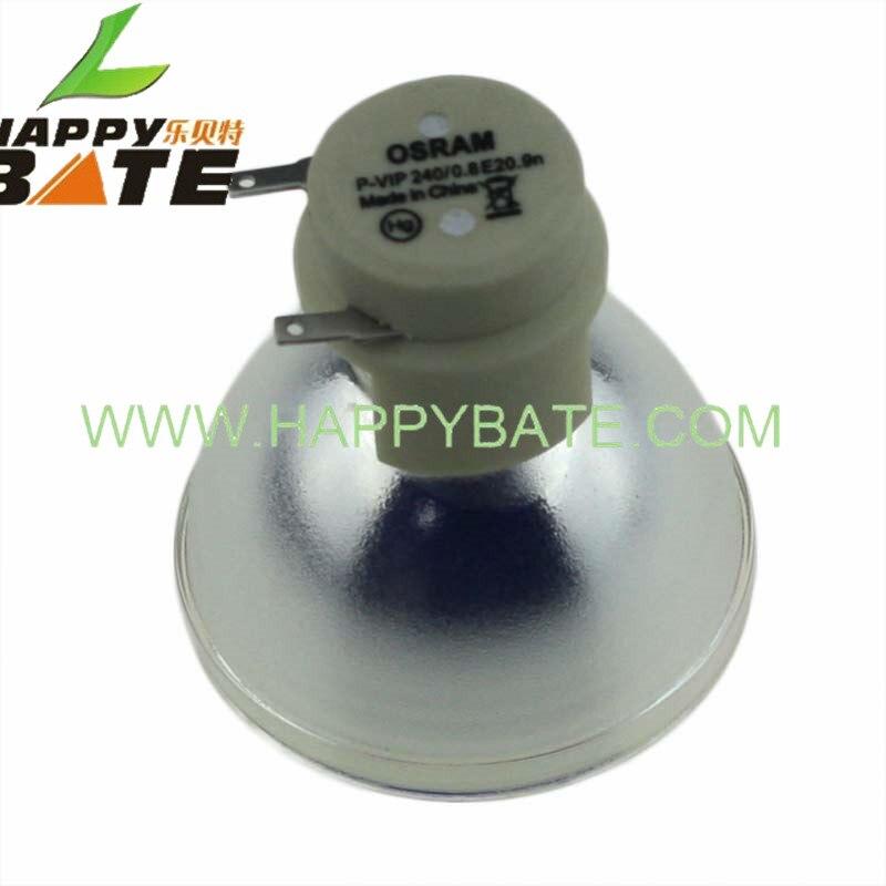 Happybate Compatible Bare Lamp InFocus SP8600 / SP8600 / HD3D Projector bulb P-VIP240W 0.9 E20.9<br>