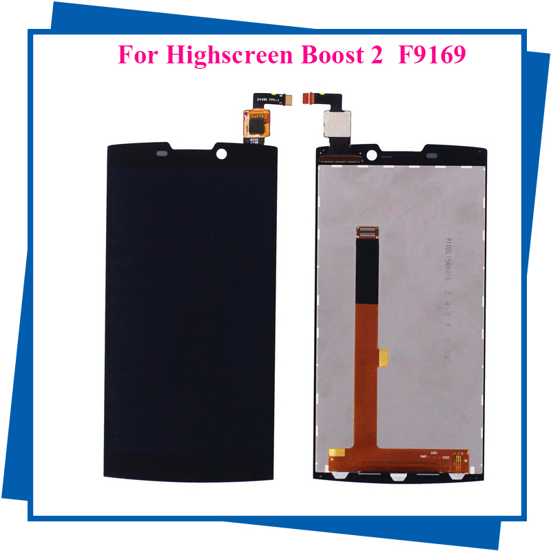 For Highscreen boost 2 se FPC9169 Version INNOS D10 LCD Display Touch Screen Black Mobile Phone LCDs With Touch Panel<br><br>Aliexpress