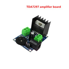 TDA7297  Audio Power Amplifier DC 6 to 18V  Module Double Channel 10-50W
