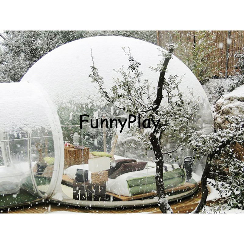 inflatable transparent tent4
