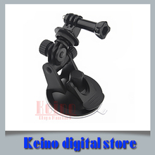 Gopro Accessories Car Sucker Holder Mount for Go Pro Hero3 Hero 4 3 3+ SJ4000 SJ5000 Mini Camcorder