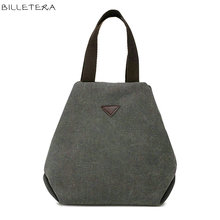 BILLETERA High Quality Canvas Women Handbag Bag Mini Tote Bags Ladies Handbags Mini bolsas