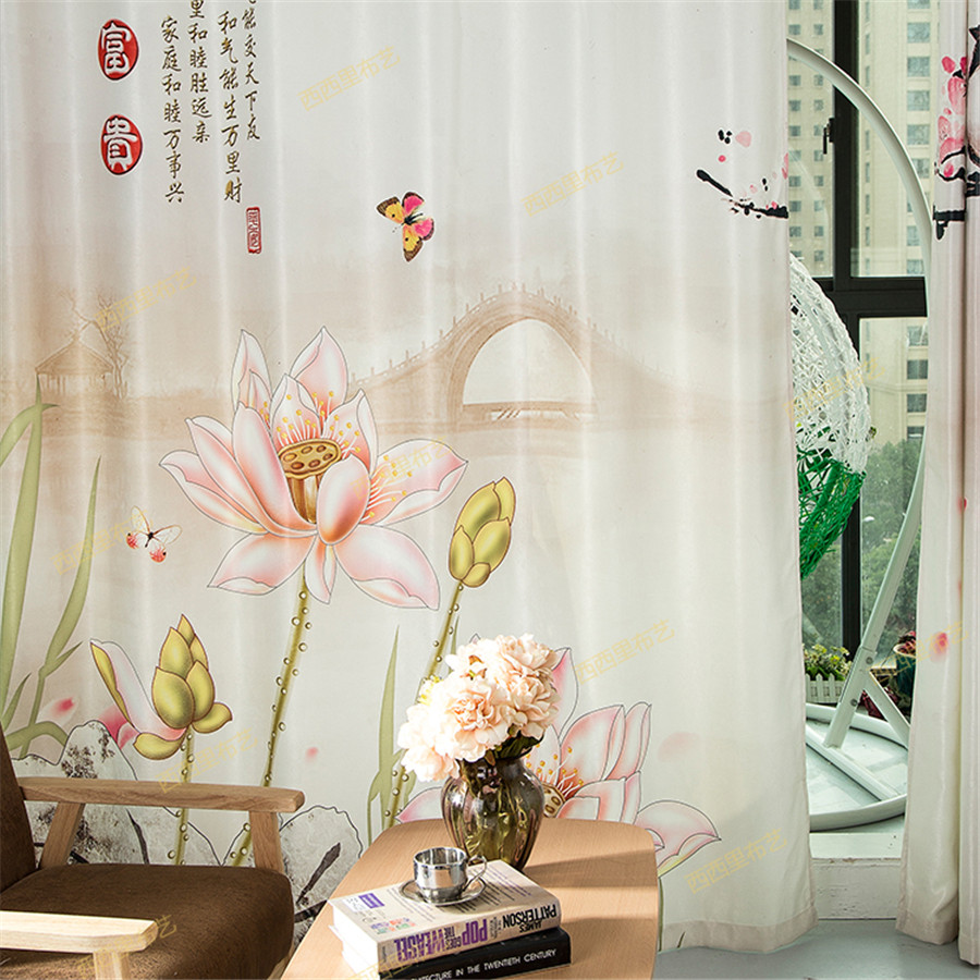 3d Curtains For Bedroom Blackout Curtains Christmas Curtains Living Room  Divider Screen Paravent Window Blinds Kids