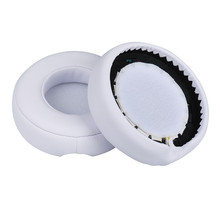 Headphone Cushion 1 Pair Headphoneque Replacement Ear Pad Cushion for Beats By Dr Dre PRO / DETOX Soft Ear Pads tn(China)