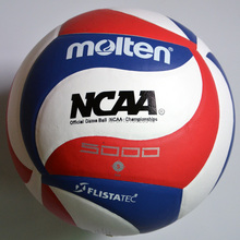 wholesale or retail Molten Official GAME BALL Size 5 PU Volleyball Soft Touch V5M5000 Training Volleyball Free Shipping