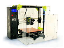 Funssor 1set*lulzbot taz 6 safety enclosure kit 3mm acrylic pannel screws nut and printed parts(China)
