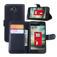 "Buy Smart Phone Cases Coque LG L90 D405 D405N 4.7""PU Flip Leather Case Capa Magnetic Bag Card Holder Cover LG L90 D405N for $3.43 in AliExpress store"