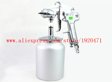 Imported W-77 Spray Gun 2.0/2.5/3.0mm Auto Car Coating Paint Gun Furniture Spraying Air Brush