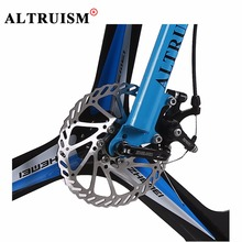 Altruism X9 Pro Bicycles Downhill Bike Steel 21 Speed 26 inch Mountain Bike Double Disc Brake Bmx Men & Women Cycling Bicycle(China)