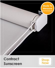 Special Contemp Square Mechinism Zebra Roller blinds Bead Rope Upper open White Roller shades Curtains for Made to measure