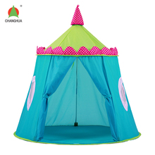 High Quality Portable Children Outdoor Garden Folding Toy Tent Pop Up Kids Play House(China)