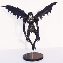 Retail 22CM Anime Death Note Deathnote Ryuuku PVC Action Figure Collection Model Toy Dolls Wholesale(China)