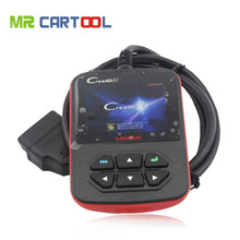 Promotion!! Launch Creader VI Code Reader Support Multi Languages Creader VI Creader 6 OBD2 scanner(Hong Kong)