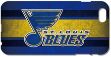 St. Louis Blues cover For iphone 5 5S SE 5C 6 6S 7 Plus Touch 5 6 For Samsung Galaxy S3 S4 S5 Mini S6 S7 Edge Note 3 4 5 C5 Case(China)