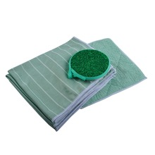 Bamboo Fiber Cleaning Cloths(China)