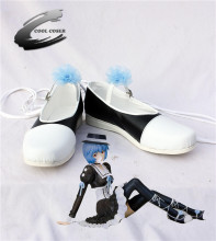 Japanese Anime Evangelion Ling Bo zero set version Cosplay Shoes MM1148 Custom Made Anime Boots(China)
