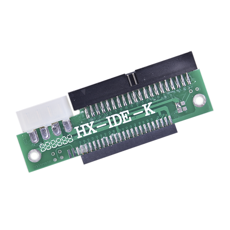3.5 IDE Male to 2.5 IDE Female 44pin to 40pin Hard Drive Converter Adapter Card