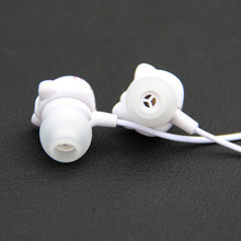 2016 New Arrival free shipping Hello kitty Earphone for cell phone/ ipod mp3/mp4 mobile good quality cartoon