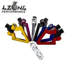 LZONE RACING - Billet Aluminum Tow Hook F&R Triangle Ring Towing Hook For BMW MINI COOPER F10 F11 F25 F26 3/4/5 SERIES JR015