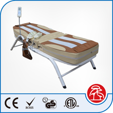 Iron Metal Frame Full Body Thermal Heated Massage Bed