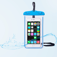 Swim Waterproof Bag Pouch Waterproof Phone Case For iPhone 5 5S 6S Plus Waterproof Case Capinha For Samsung Galaxy J5 J7 A3 A5(China)