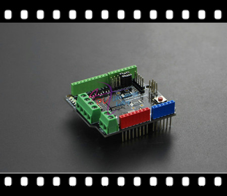 Veryron TMC260 1x2A Stepper Motor Diver Shield, 40V DC SPI STEP/DIR with StallGuard2 CoolStep MicroPlyer SpreadCycle for arduino<br>