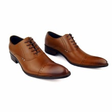 Italian Designer Oxford Vintage Dress Shoes Brand Genuine Leather Men Casual Shoes Male Business Wedding Shoes Plus Size(China)
