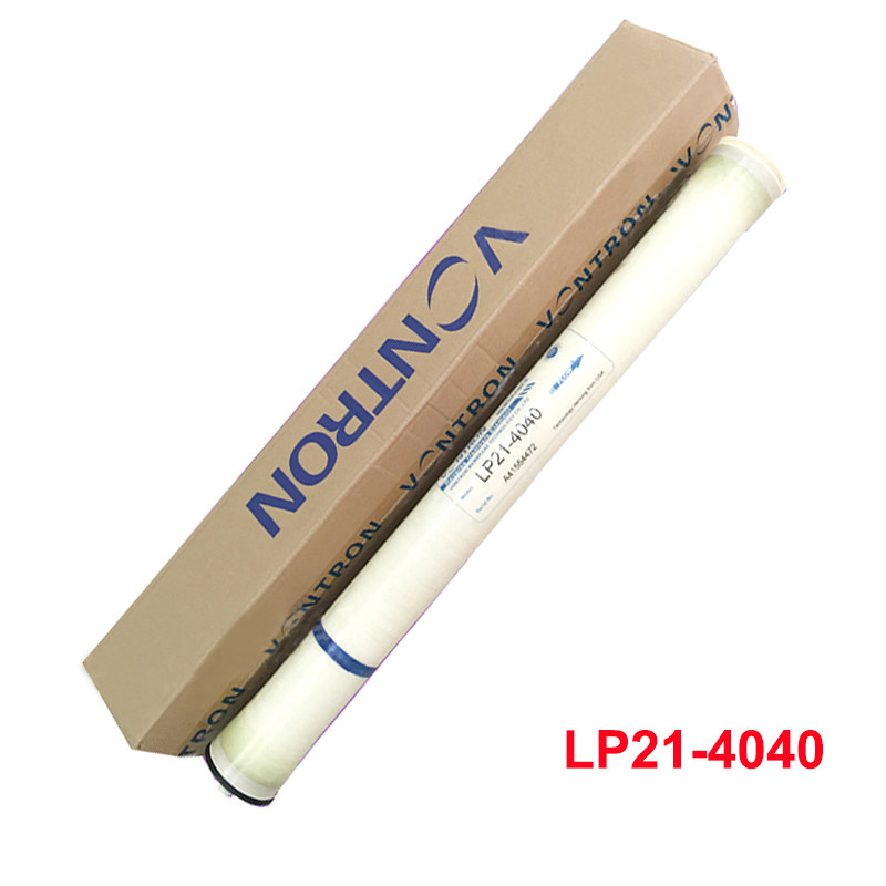 Low-Pressure-RO-Membrane-Vontron-LP21-4040-Residential-Filter-Purifier-Treatment-Reverse-Osmosis-System-Household-NSF