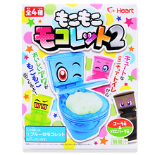 Japanese Snack Popin Cook Heart toto DIY handmade candy Toilet drinks,Gift, Toy