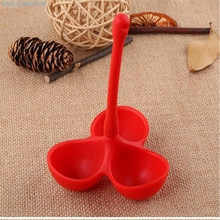 Silicone 3 Egg Holder Boiler Cooking Egg Boiler Egg Cooker Holder Poacher Dipper March 23 Levert Dropship