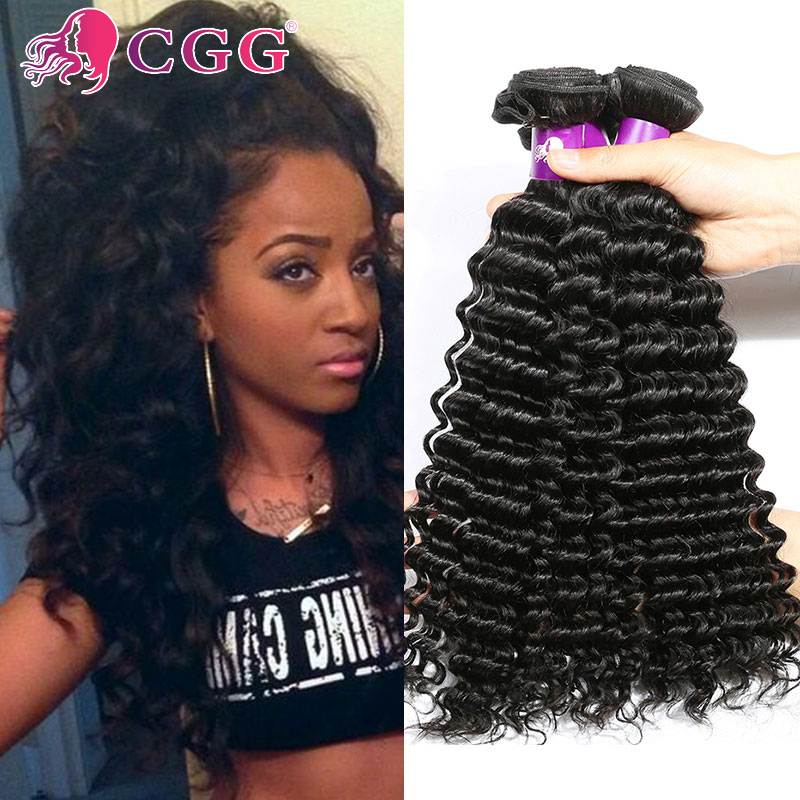 Mink Malaysian Curly Hair 4Pcs Set Unprocessed Malaysian Virgin Hair Deep Wave Cheap Deep Curly Virgin Hair Malaysian Human Hair<br><br>Aliexpress