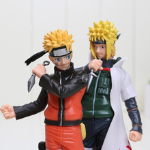 Anime Naruto  2 pcs of 1 set 6'' Brand New Japanese Action Figures Free Shipping