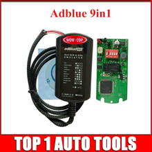 Quality A++AdBlue Emulator Box 9 IN 1 For MAN/MB/IVECO/DAF/VOLVO/RENAULT/FORD/C-UMMINS AdBlue 9in1 SCR&NOX A+Version Full Chip