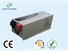 UPS function low frequency hybrid solar inverter 1500w with charger ,CE&SGS&RoHS&IP30 Approved(China)