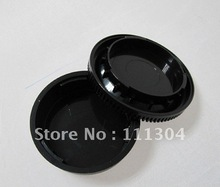 Buy Rear Lens Cap / Cover+Camera Body Cap nikon SLR/DSLR survice for $6.99 in AliExpress store