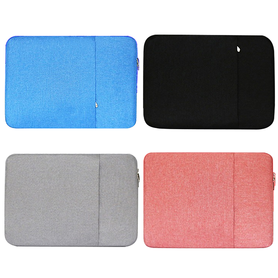 High Quality Laptop Sleeve Notebook Bag Pouch Case for Macbook Air 11 13 15 Universal Liner Sleeve for Laptop Macbook