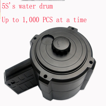 airsoft nerfly Sted water drum 5S five generation M4 Viper clip electric water gun water egg even modified accessories(China)