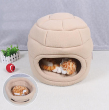 New arrival Doghouse Cat Kennel removable and washable summer kennel cat dog house four seasons universal yurts pet nest SE12(China)