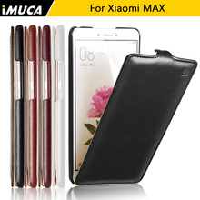 for xiaomi mi max waterproof case for phone cases Cover Flip PU Leathe for Xiaomi Mi MAX Pro Prime Case Coque 6.44 Capa Coque