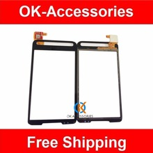 Black Color For HTC HD2 T8585 T8588 Touch Screen Digitizer Plug In Version 10PCS/Lot